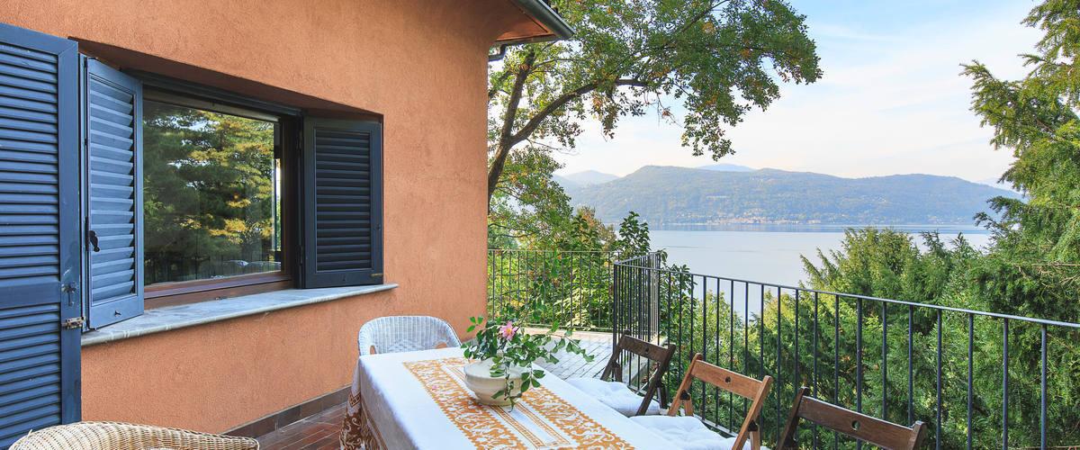 Vacation Rental Villa Brebbia