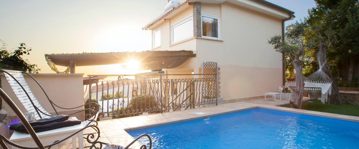 Vacation Rental Villa Lume