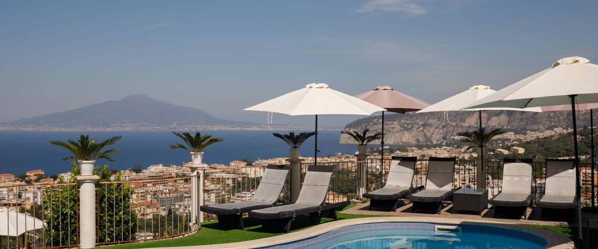 Vacation Rental Villa Irene