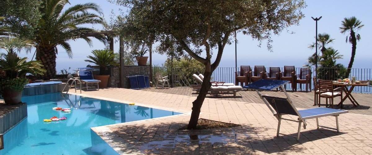Vacation Rental Villa Mera
