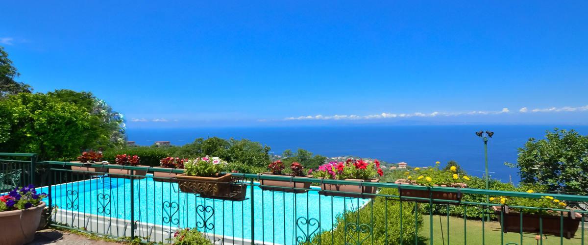 Vacation Rental Villa Domenica