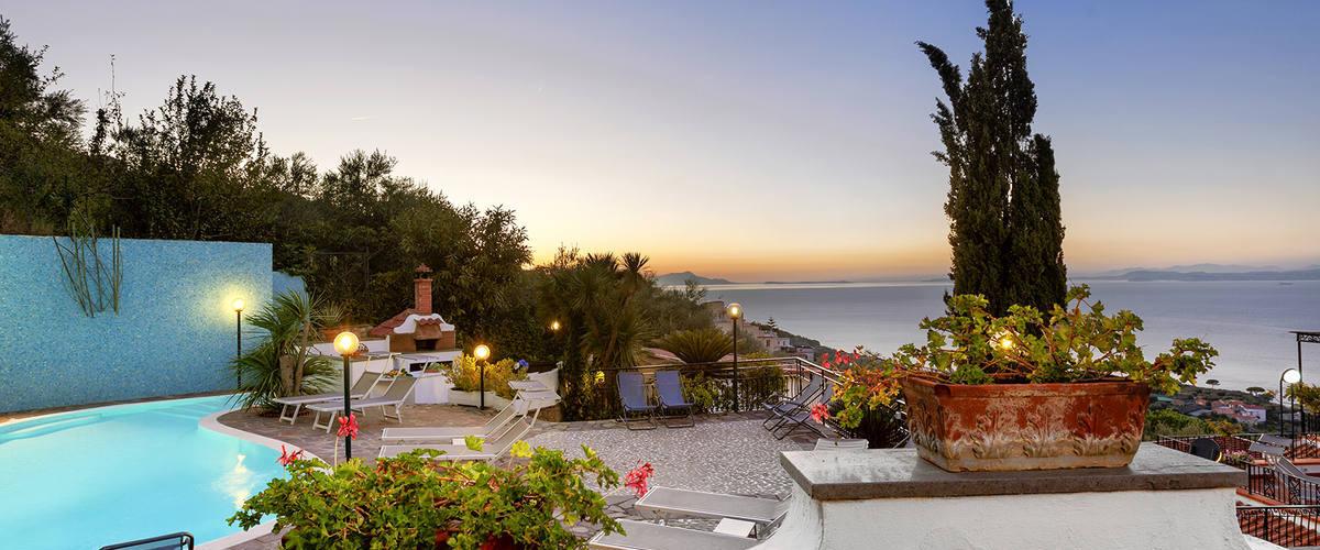 Vacation Rental Villa Emilia
