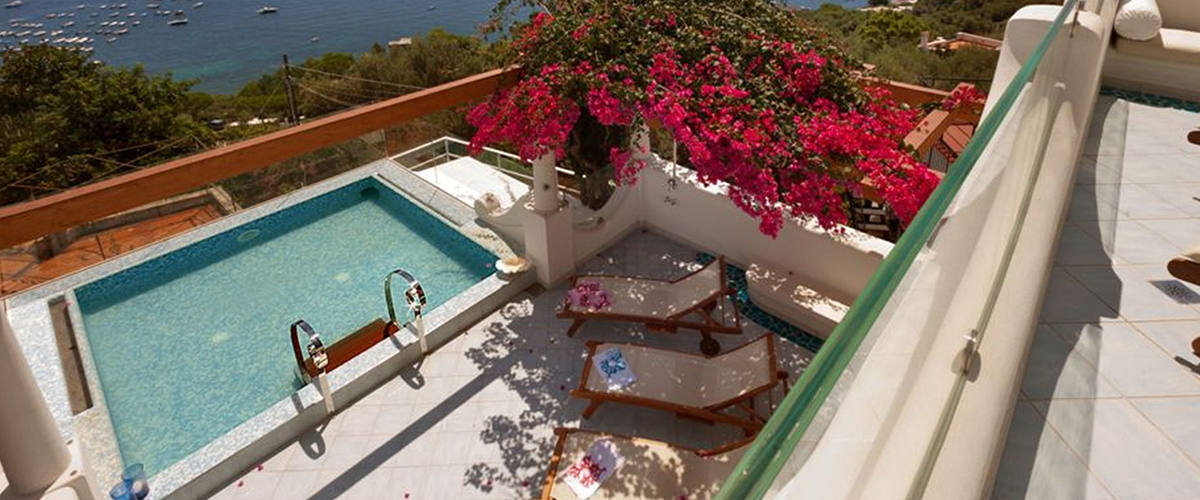 Vacation Rental Villa Pippa