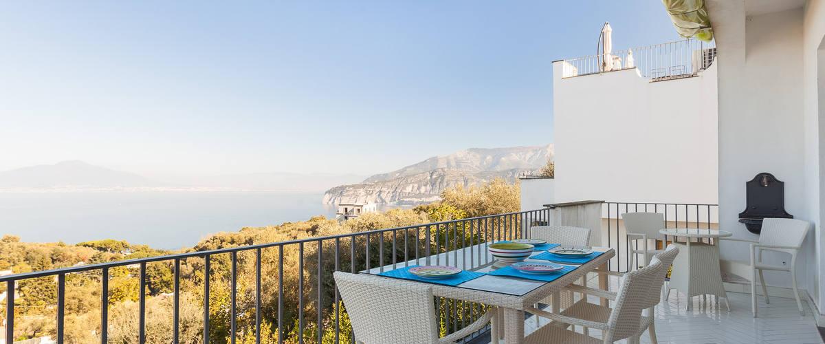 Vacation Rental Villa Bionda