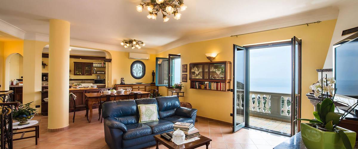 Vacation Rental Villa Fiammetta