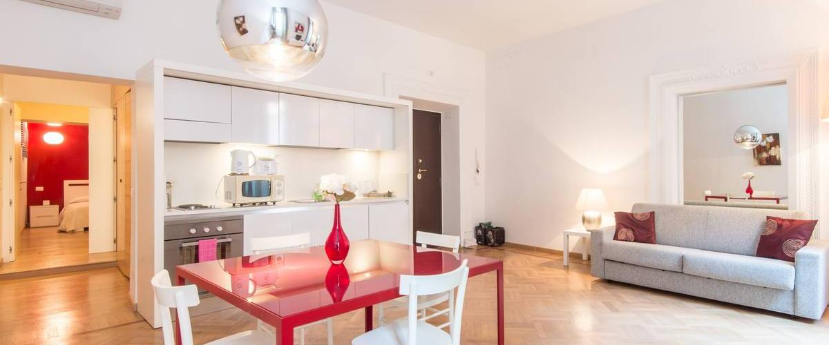 Vacation Rental Barberini Apartment