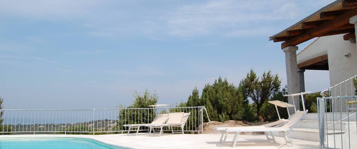 Vacation Rental Villa Gallura