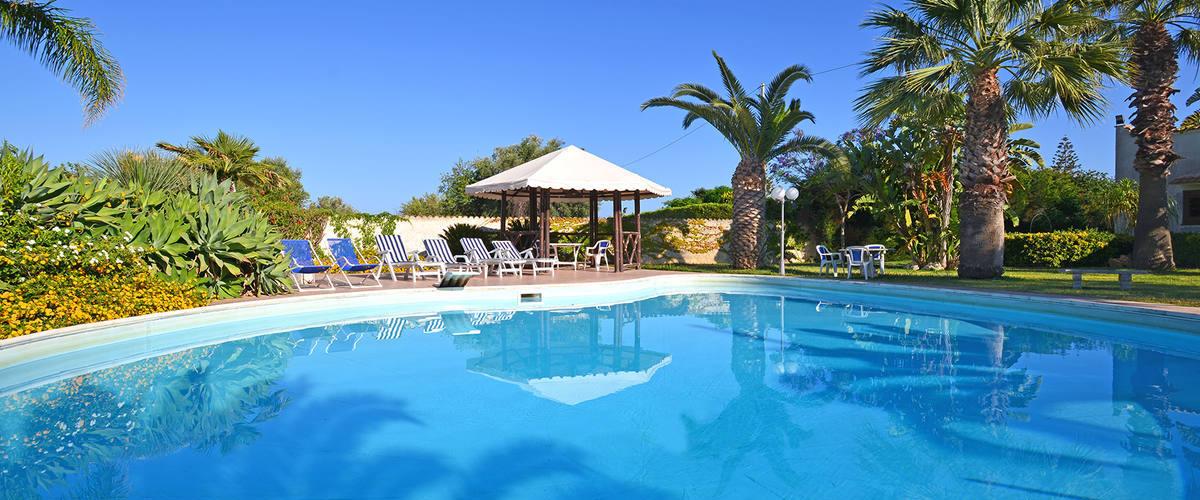 Vacation Rental Villa Alfa + Annexe