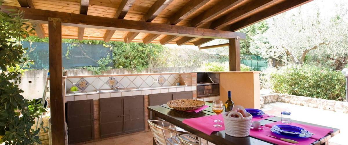 Vacation Rental Villa Colletta + Annex