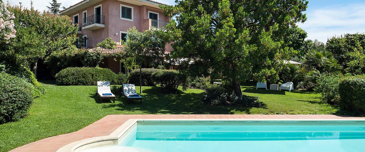 Vacation Rental Villa Etnarosea - 6 Guests