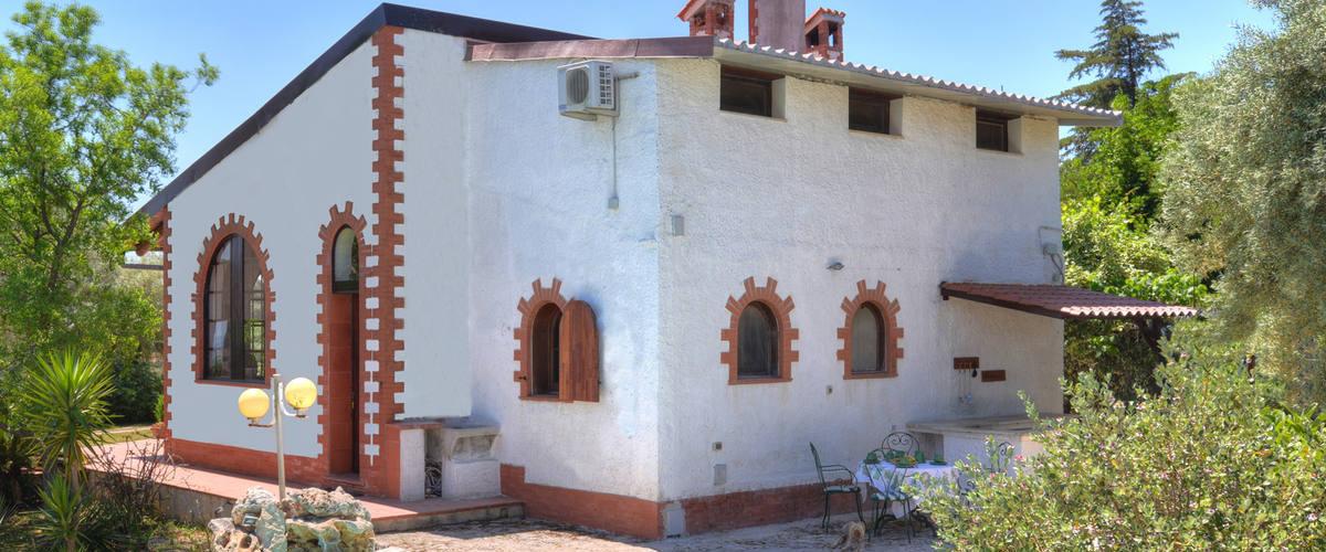 Vacation Rental Villa Cala