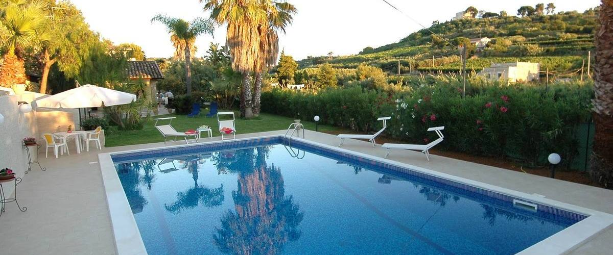 Vacation Rental Villa Ester