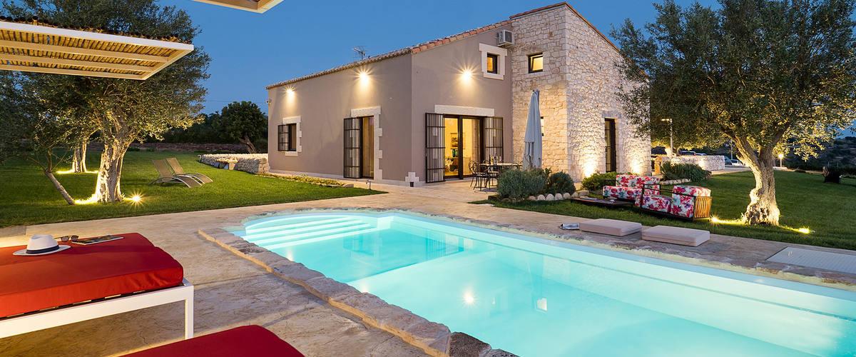Vacation Rental Villa Barocco - 6 Guests