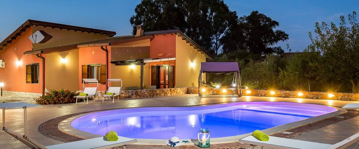 Vacation Rental Villa Meneghino