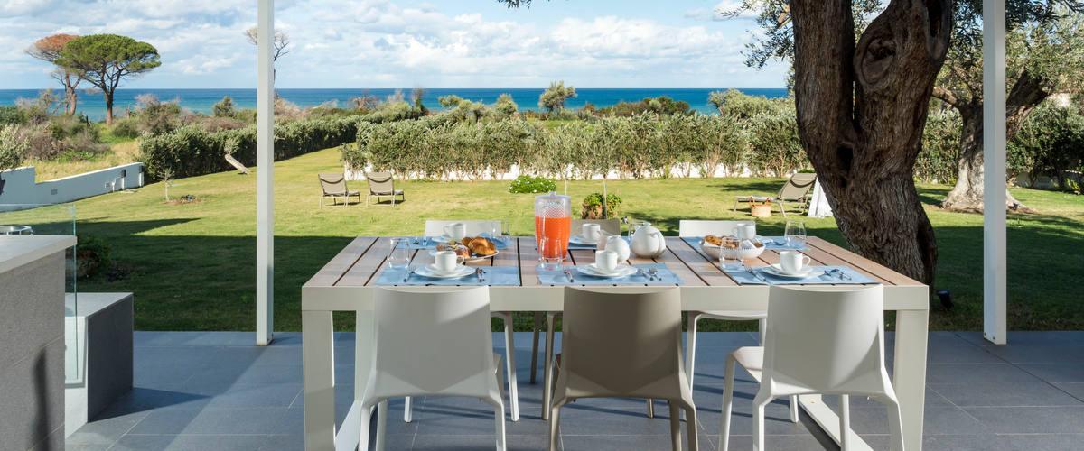 Vacation Rental Villa Riccio