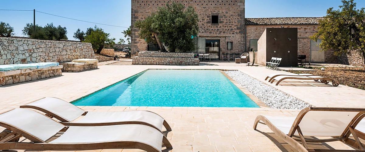 Vacation Rental Villa Muorica - 11 Guests