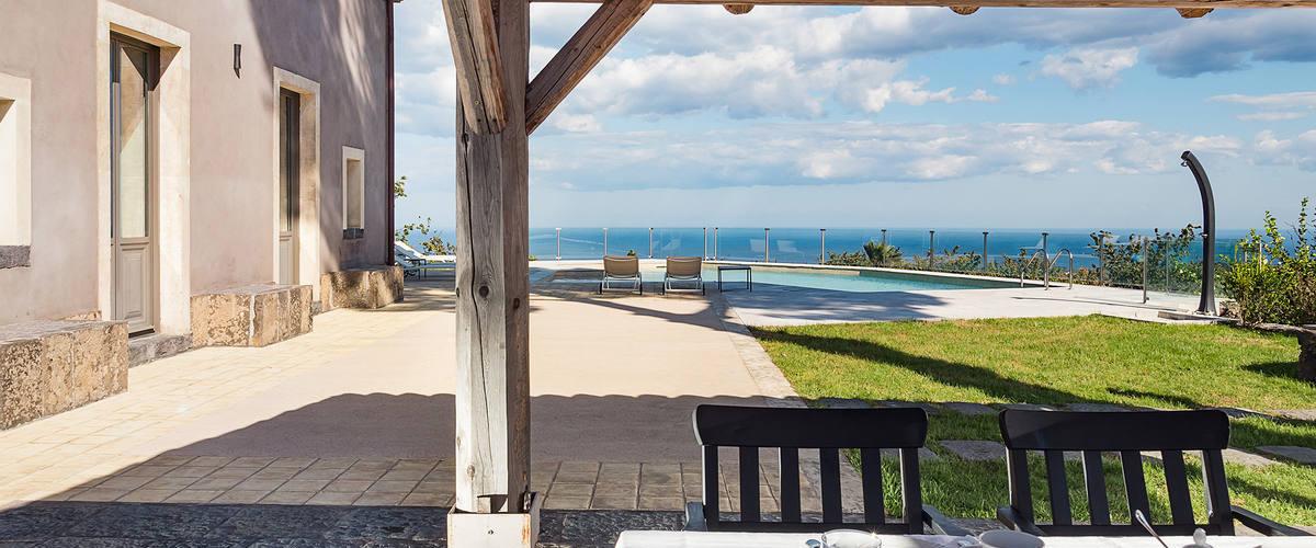 Vacation Rental Villa Etnea - 8 Guests