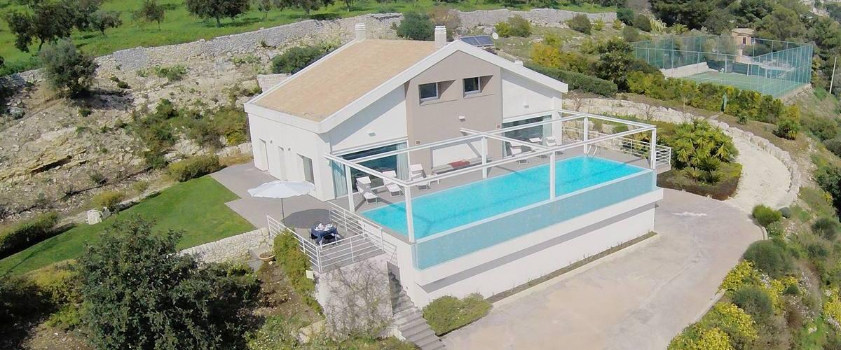Vacation Rental Villa Geranio