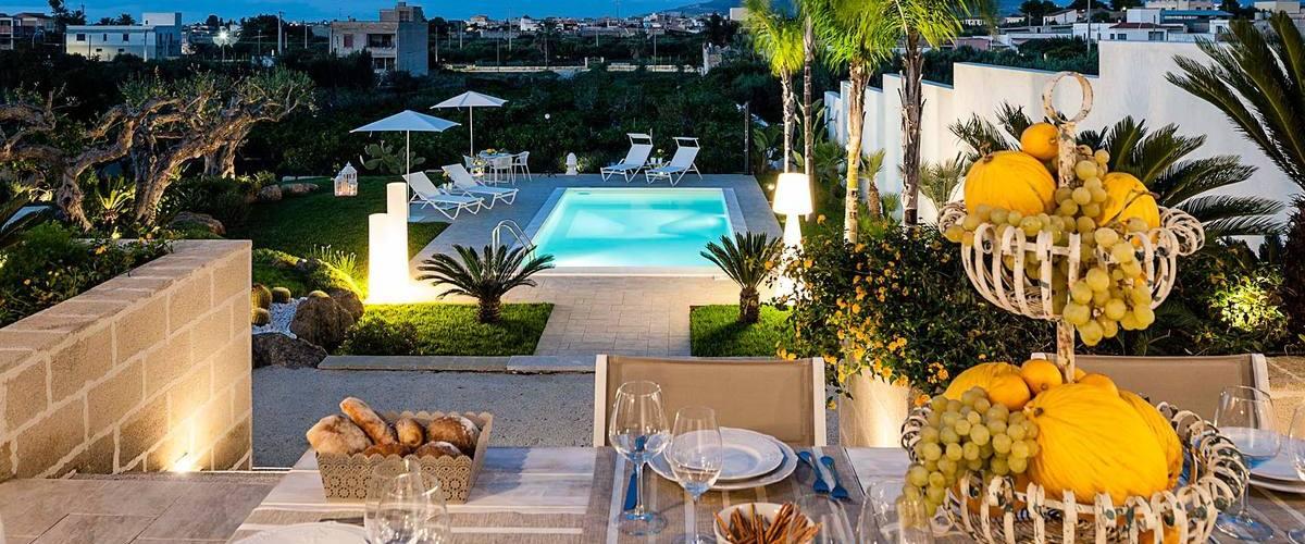 Vacation Rental Villa Del Fiore - 5 Guests