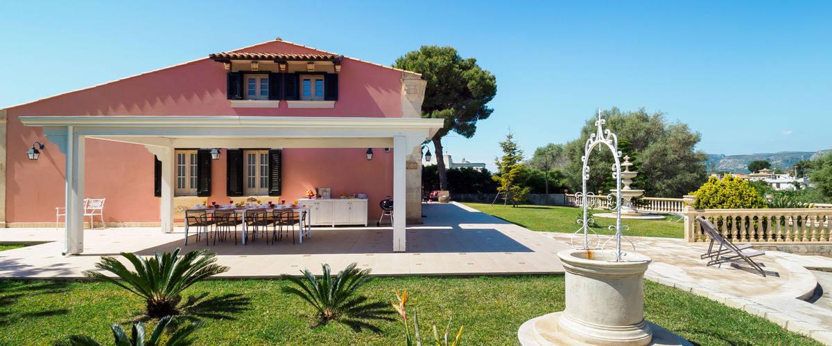 Vacation Rental Villa Clizia