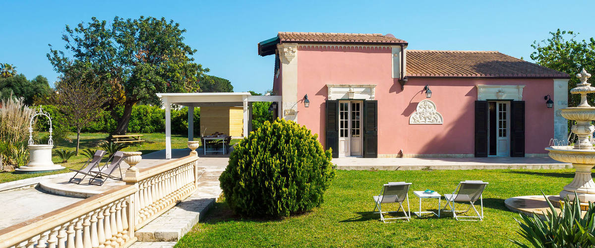 Vacation Rental Villa Clizia