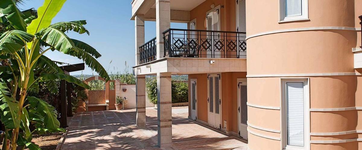 Vacation Rental Villa Anji  - 14 Guests