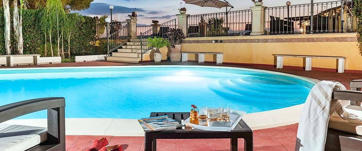 Vacation Rental Villa Giada - 8 Guests