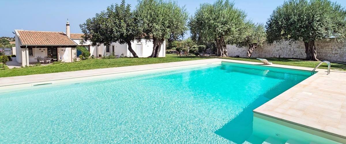 Vacation Rental Villa Candia