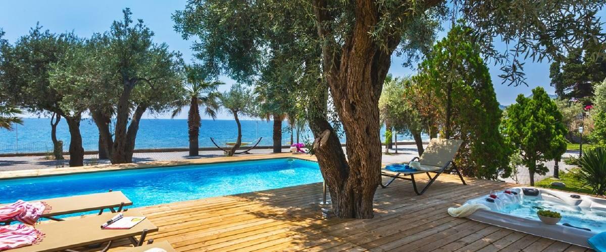 Vacation Rental Villa Genoviva - 8 Guests