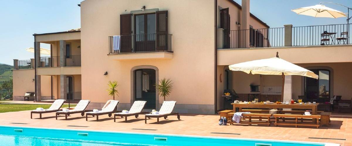 Vacation Rental Villa Adalgisa - 8 Guests