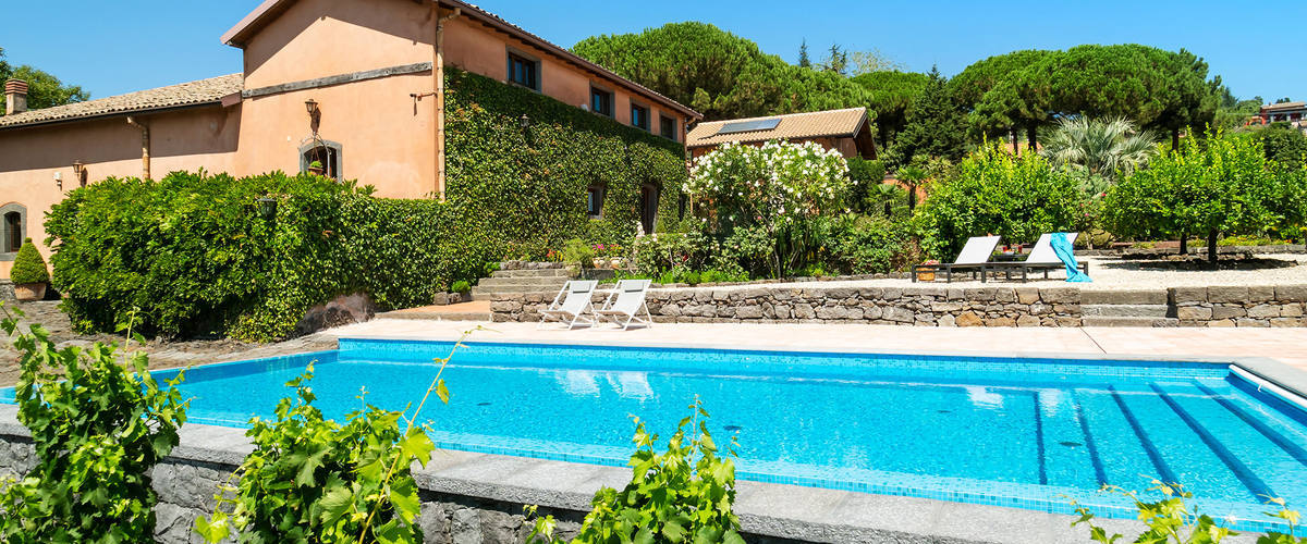 Vacation Rental Villa Palla