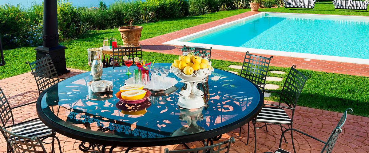 Vacation Rental Villa Stellare - 6 Guests