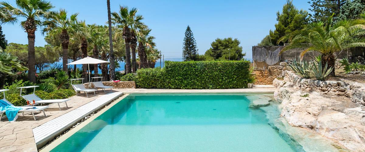 Vacation Rental Villa Rossana - 6 Guests