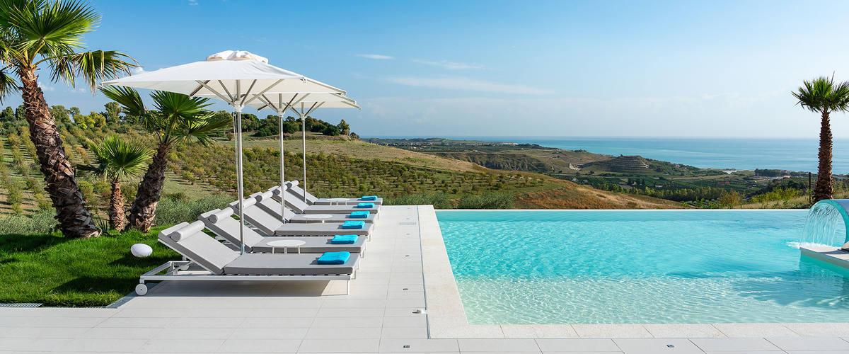 Vacation Rental Villa Mazara - 4 Guests