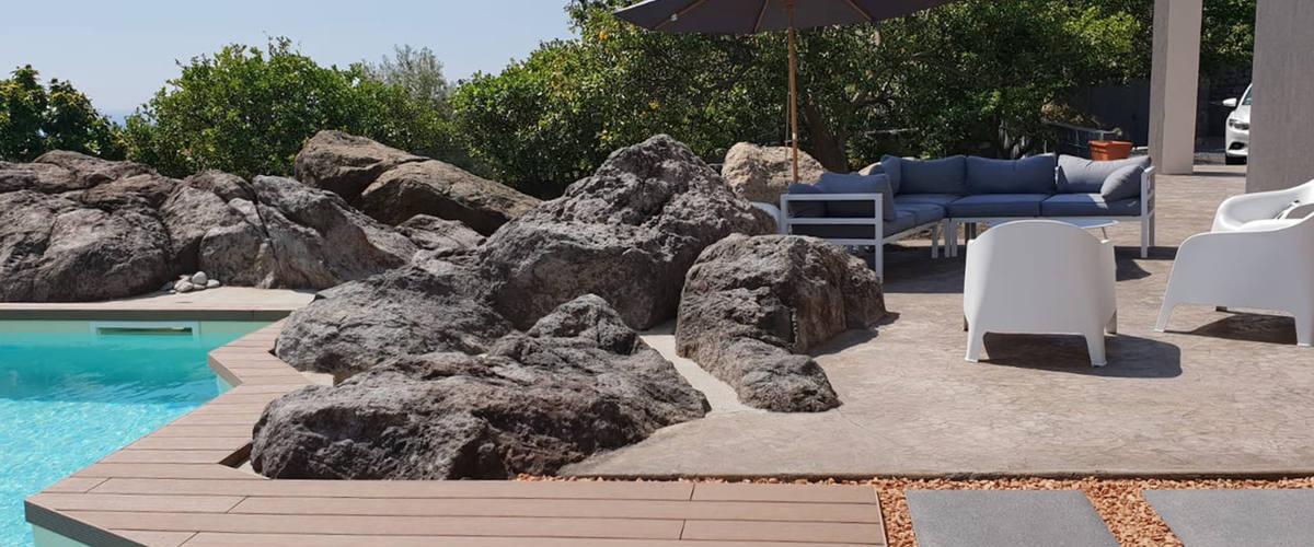 Vacation Rental Villa Trezza