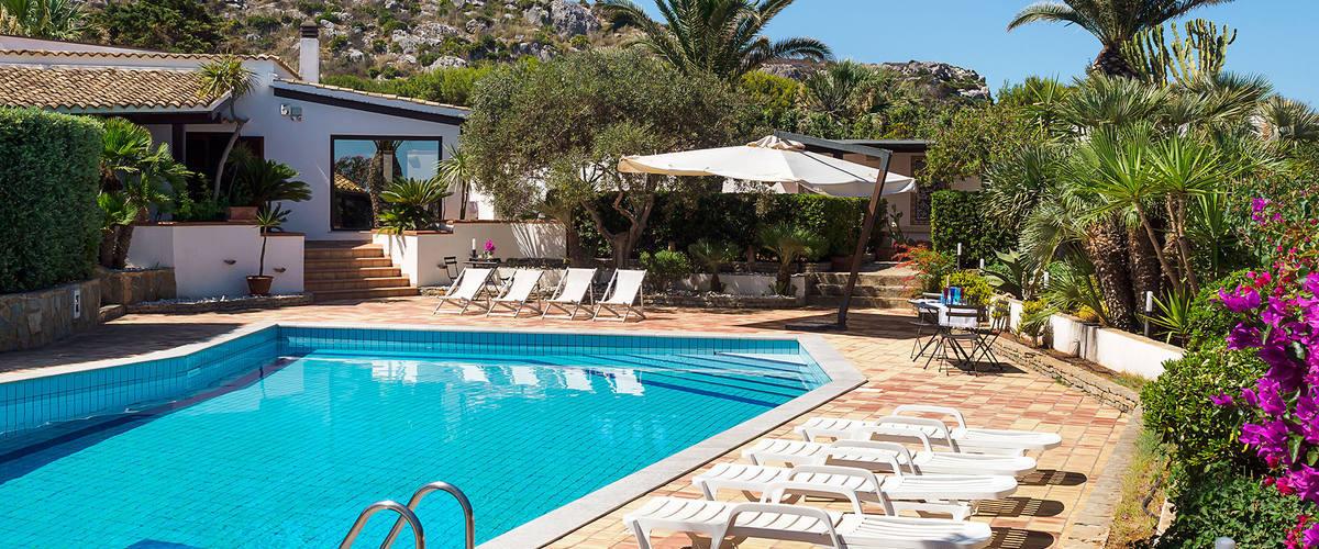 Vacation Rental Villa Tiziana