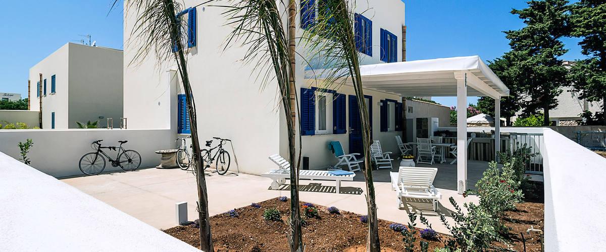 Vacation Rental Casa Del Blu - Sole & Crespi