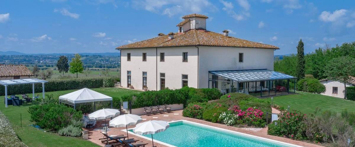 Vacation Rental Villa Meraviglia