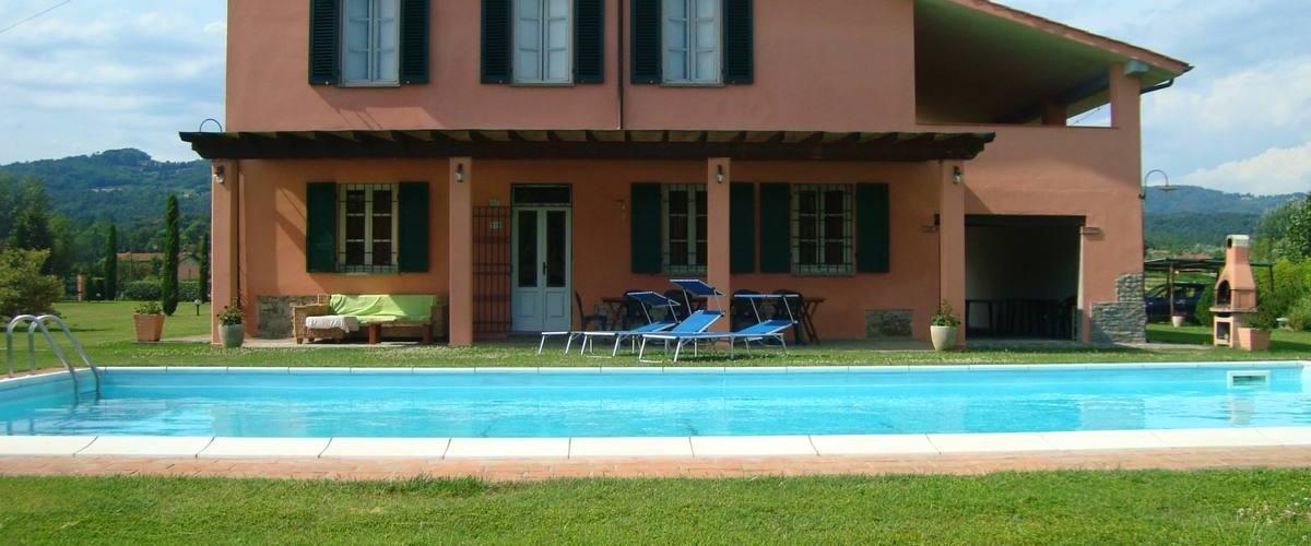 Vacation Rental Villa Florenza