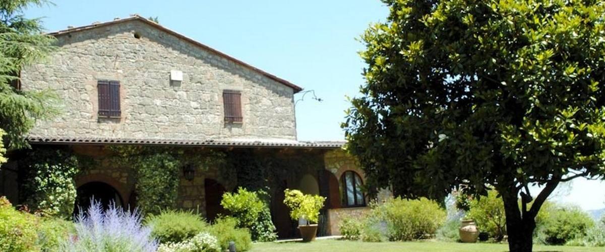 Vacation Rental Villa Glicine