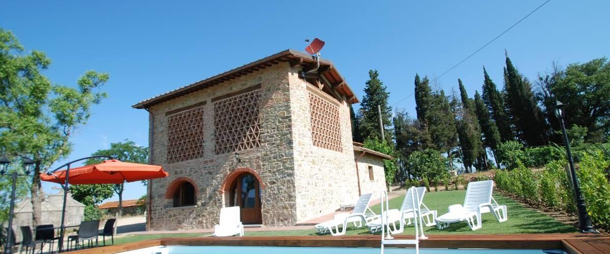 Vacation Rental Villa Priscilla