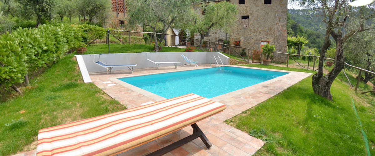 Vacation Rental Villa Cleo