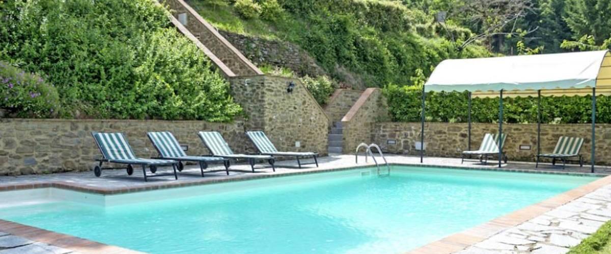 Vacation Rental Villa Aida
