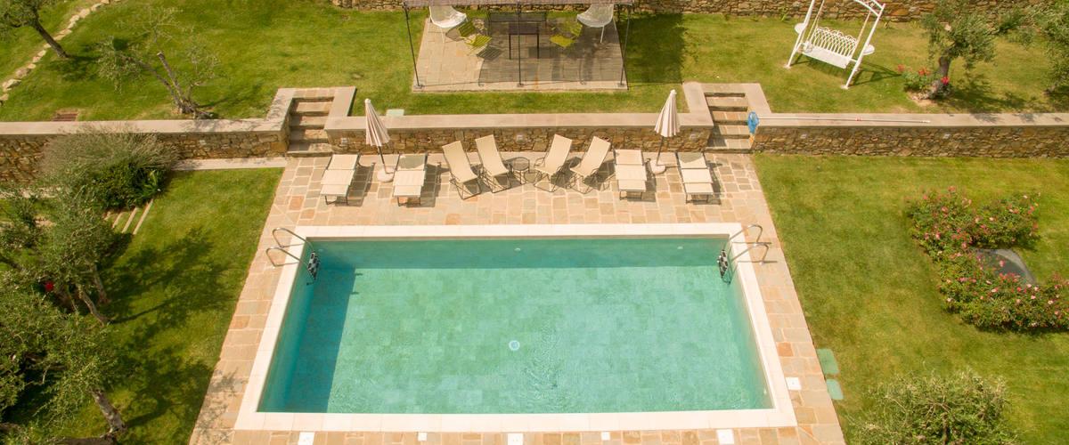 Vacation Rental Villa Petra