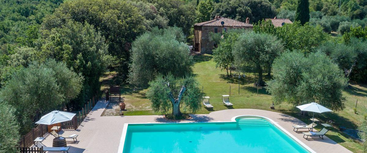 Vacation Rental Villa Calisi + Annex