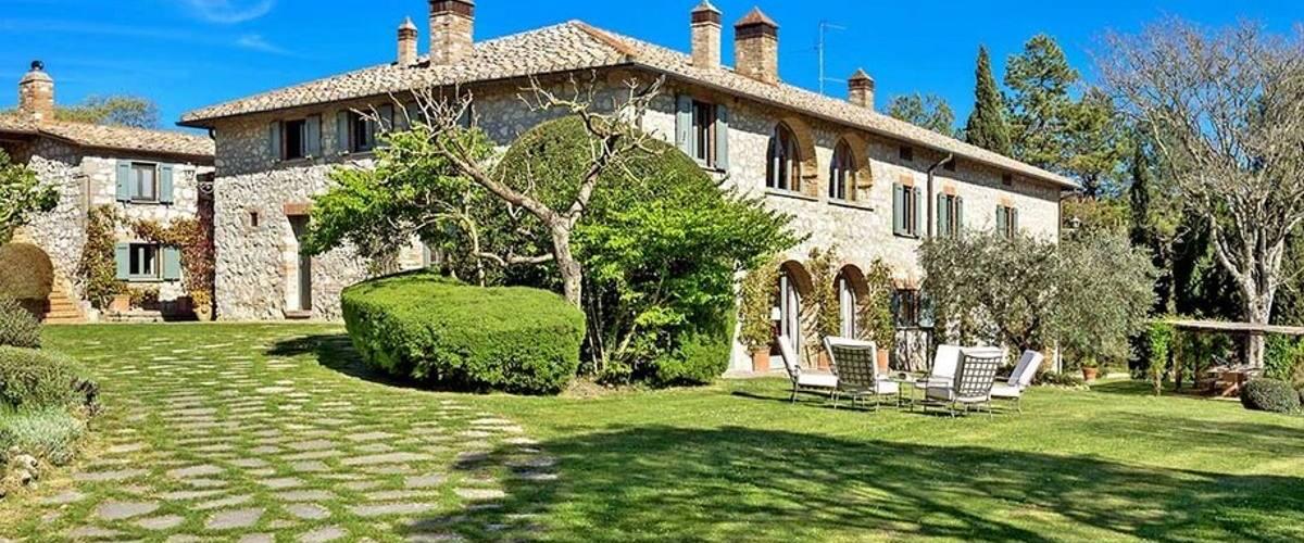 Vacation Rental Villa Montina - 10 Guests