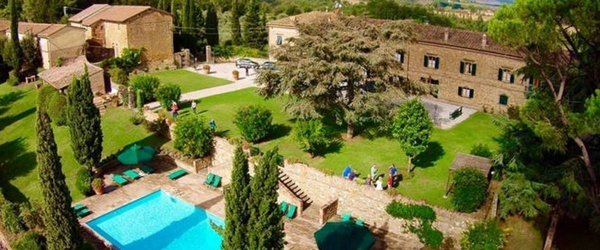Vacation Rental Villa Borghese - 12 Guests