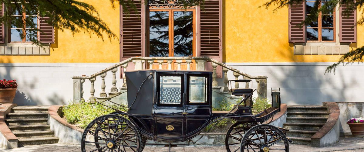 Vacation Rental Villa Dei Medici - 32 Guests
