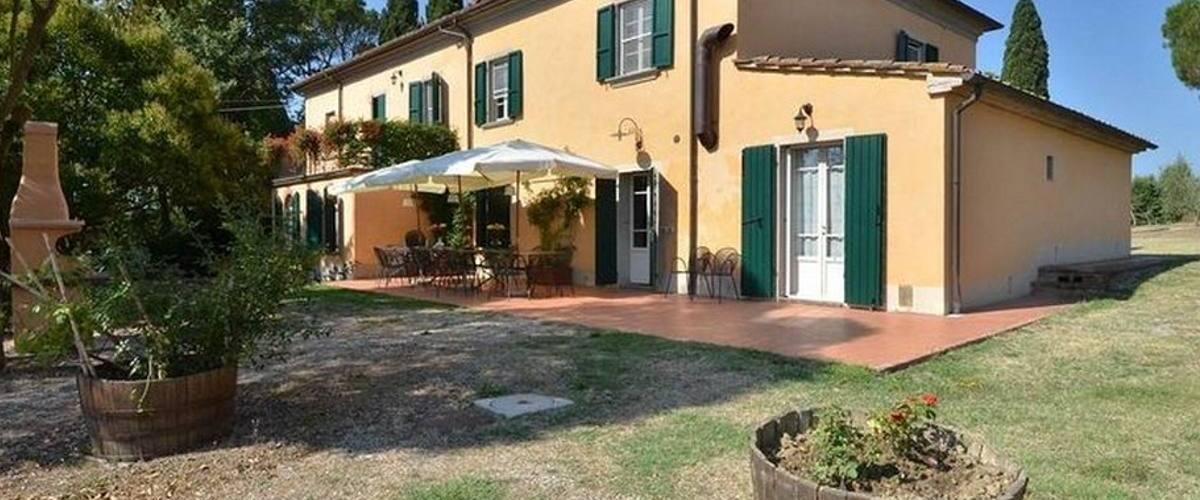 Vacation Rental Villa Sette