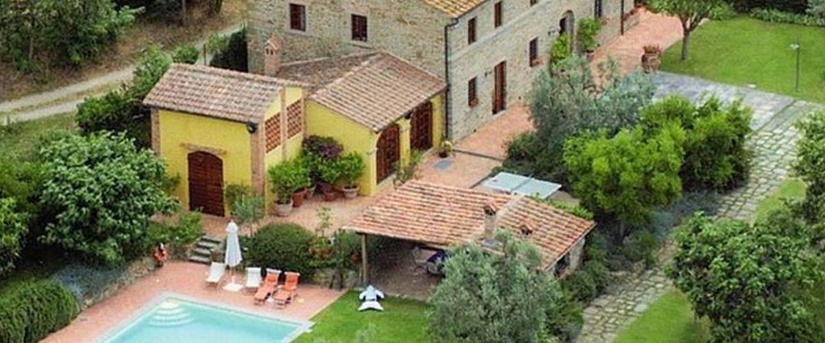 Vacation Rental Villa Marcella